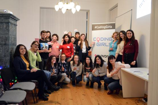 CodingGirls Meetup